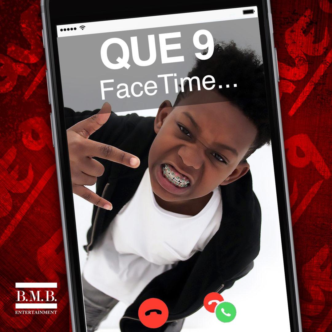 """Que 9 """"Facetime"""""""