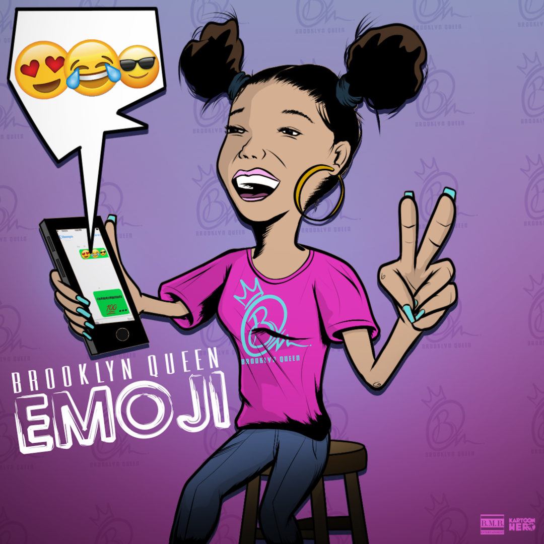 "Brooklyn Queen ""Emoji"" @BrooklynQueen03"