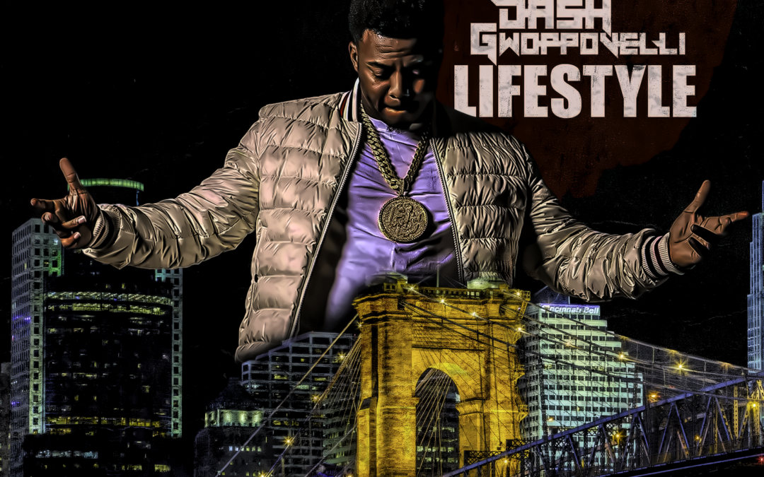 """Dash Gwoppovelli """"Lifestyle"""" Big Coin Records"""